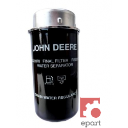 RE522878 Filtr paliwa do ciągników John Deere, Renault