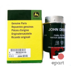 RE62419 Filtr paliwa do ciągników John Deere